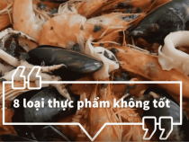 8 thực phẩm người bị bệnh gút không nên ăn dù rất ngon